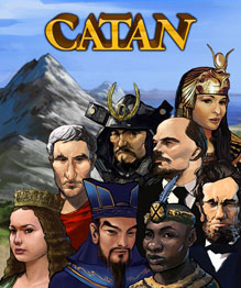 Box art - Catan Switch Review | A back to basics translation that won't attract the robber