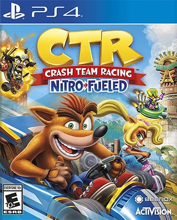 Crash Team Racing Nitro-Fueled 1 02 Update Patch Notes