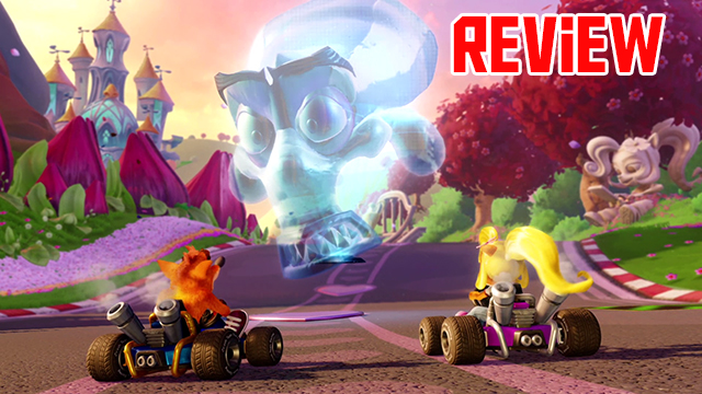 Crash Team Racing Nitro-Fueled Archives - GameRevolution