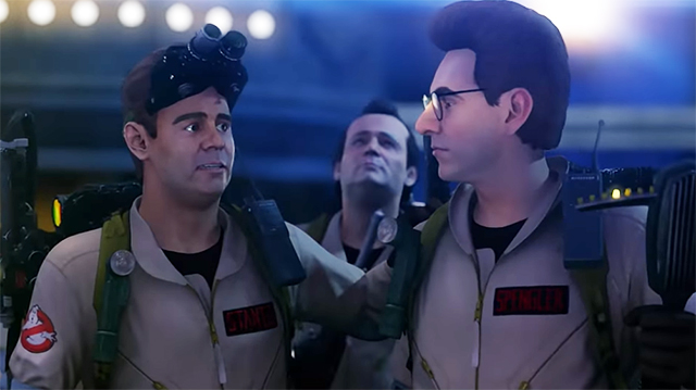 ghostbusters remaster