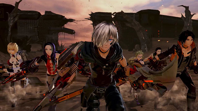 God Eater 3 Switch demo release date revealed for Japan