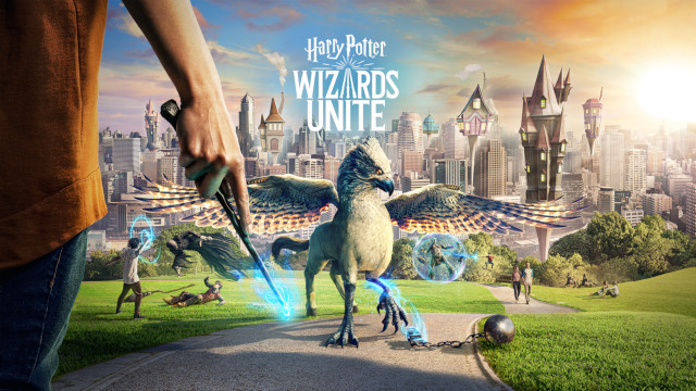 harry potter wizards unite fan festival