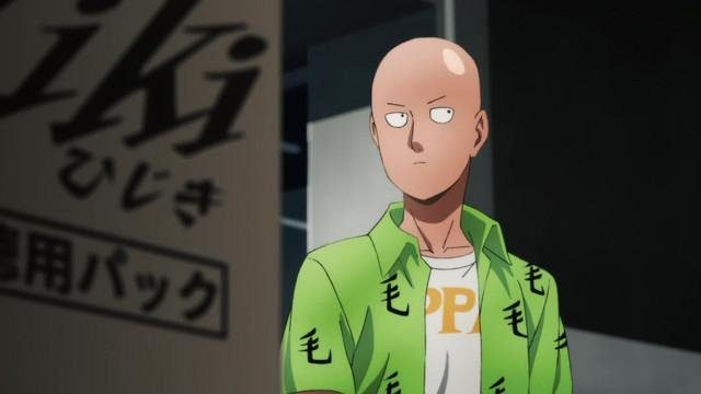 one punch man episode 23