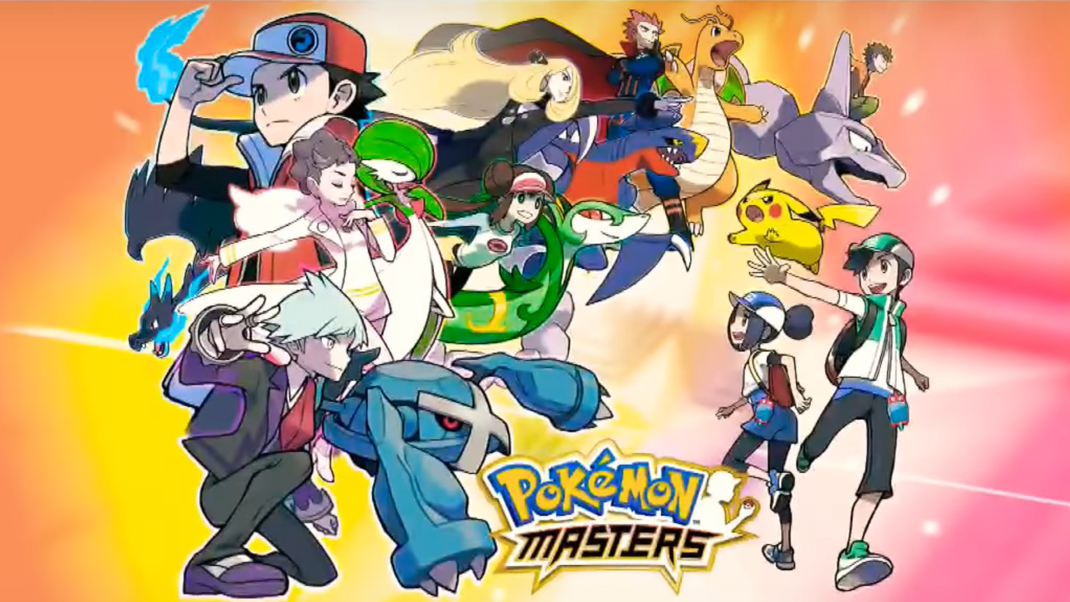 pokemon masters direct livestream