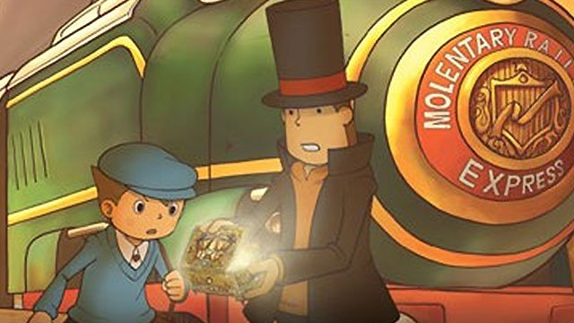 Professor Layton and the Diabolical Box HD worldwide release confirmed by Level-5