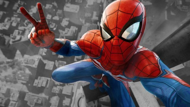Spider-man far from home easter egg ps4