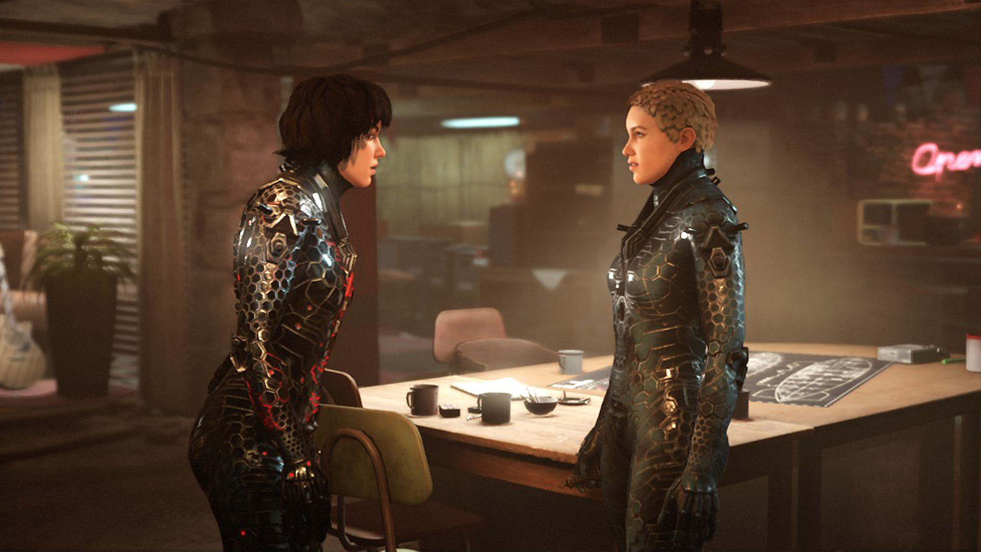 Is Wolfenstein Youngblood split-screen