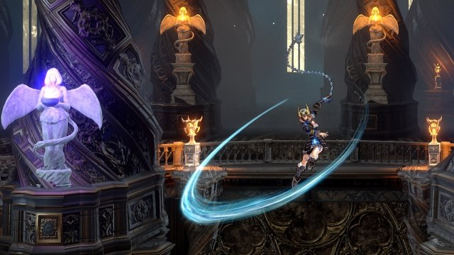 Bloodstained: Ritual of the Night Switch 1.02 Update Patch Notes