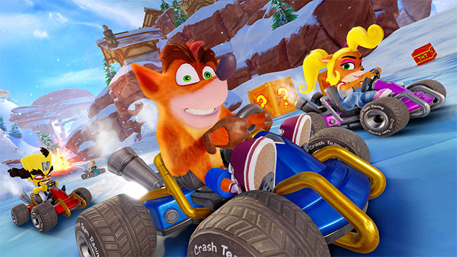 Crash Team Racing Nitro-Fueled 1.06