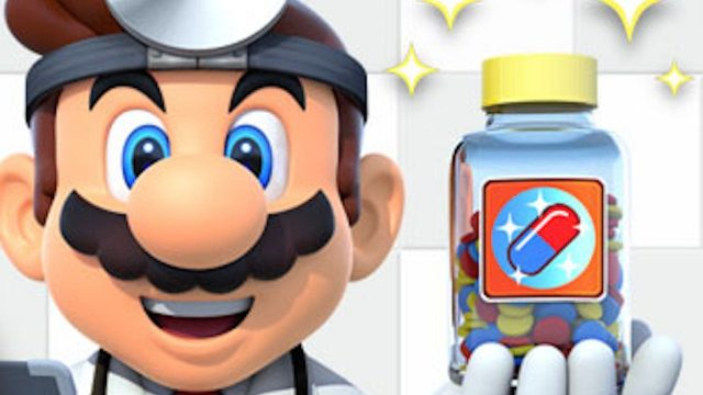 Dr Mario World Characters