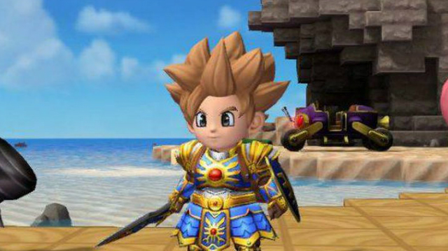 Dragon Quest Builders 2 Orichalcum location guide