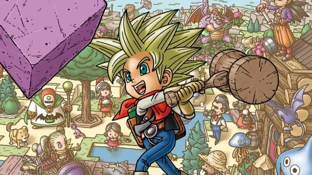 Dragon Quest Builders 2 PC release date