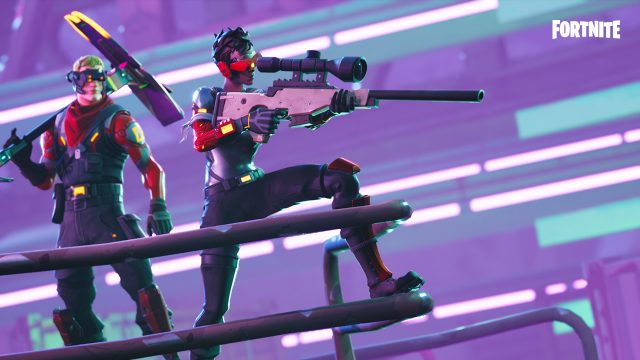 Fortnite Storm Scout Sniper | Release date, stats, and more