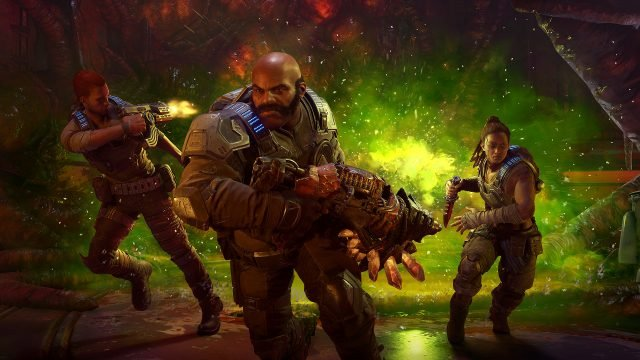 Gears 5, According to Tech Test Open to All Xbox Live Gold