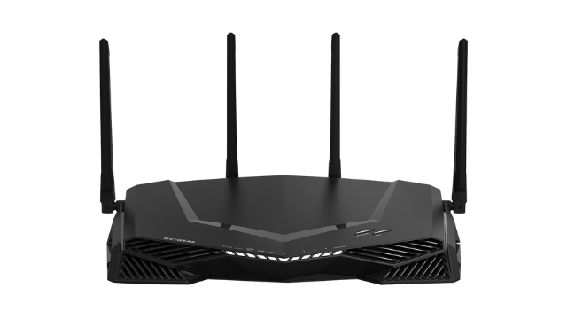 Netgear XR500 router review front