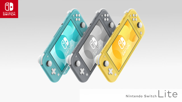 New Nintendo Switch Lite