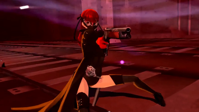 Persona 5 Royal Leak