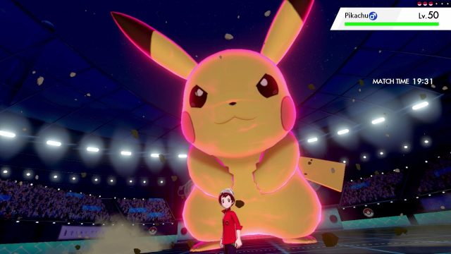 Pokemon Sword and Shield Dynamax Crystals