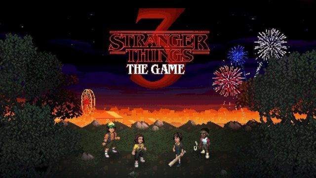 Stranger Things 3 The Game Download File Size - GameRevolution