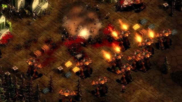 They Are Billions Platinum Trophy
