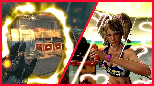 Xbox 360 Project Scarlett Lollipop Chainsaw Singularity