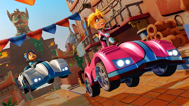 Crash Team Racing Nitro-Fueled 1.03 Update Patch Notes
