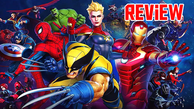 marvel ultimate alliance 3 review nintendo switch