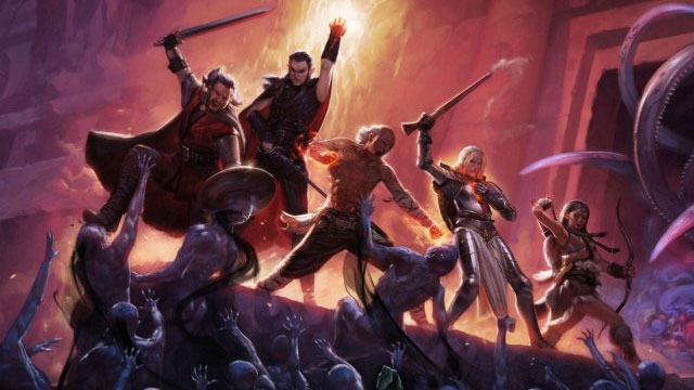 Pillars of Eternity: Complete Edition coming to Switch