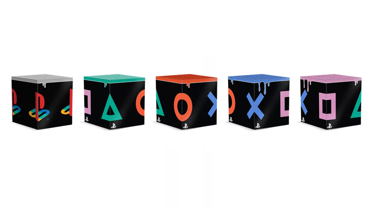 Sony Loot Boxes mystery boxes SDCC 2019 Comic-Con