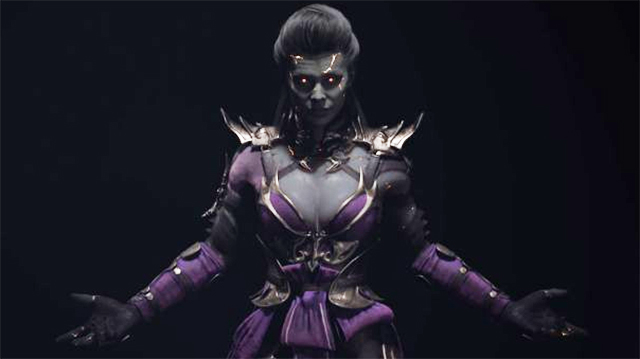 Things are about to get hairy with this first look at Sindel in Mortal Kombat 11