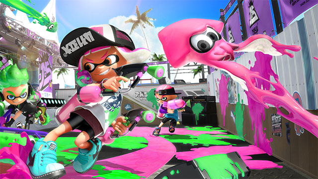 Splatoon 3 not yet production yet according to producer