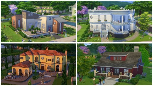 How to Move Houses in The Sims 4 | The Sims 4 Moving Guide