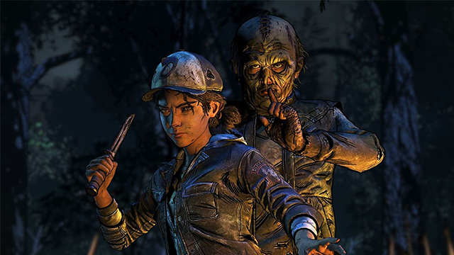 Telltale's The Walking Dead Definitive series release date revealed
