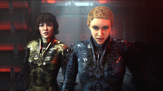 Wolfenstein Youngblood Buddy Pass how
