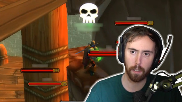 Asmongold Horde players are stupid WoW Classic World of Warcraft Classic