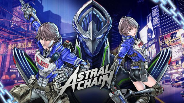 Astral Chain 1.0.1 Update Patch Notes