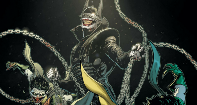 DC Universe Online Metal release date batman who laughs