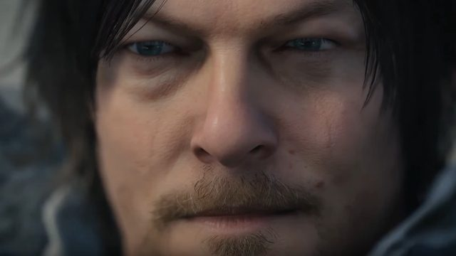 Death Stranding cast Norman Reedus