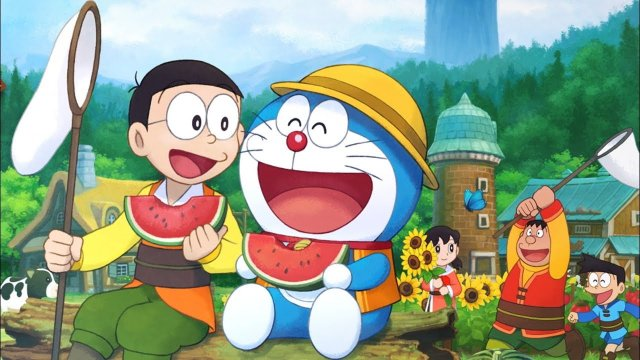 Doraemon Story of Seasons release date