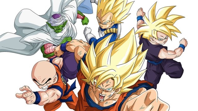 Dragon Ball Legend of Time and Space MMORPG revealed by Bandai Namco