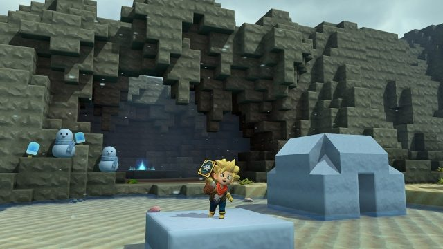 Dragon Quest Builders 2 final free update weather cards