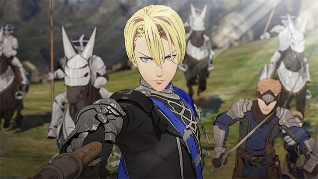 Fire Emblem: Three Houses Authority stat