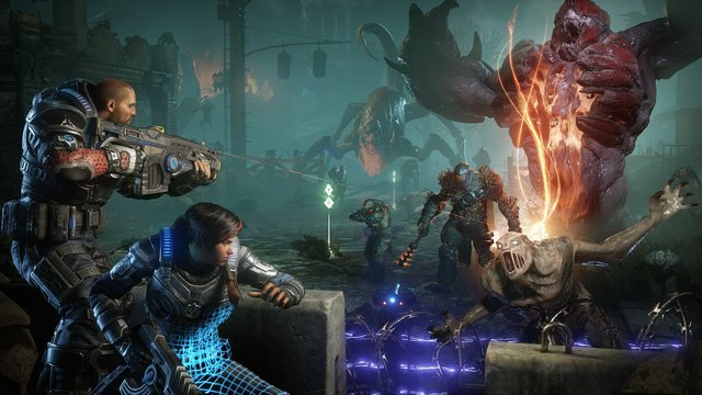 Gears 5 Halo character pack DLC