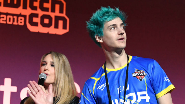 Ninja's Twitch verification removed following Mixer