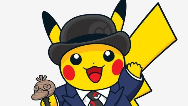 Pop-Up Pokémon Center is opening in London this October