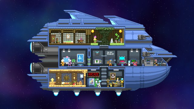 Starbound dev