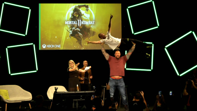 The Mountain Dmitri Vegas Mortal Kombat 11 Xbox