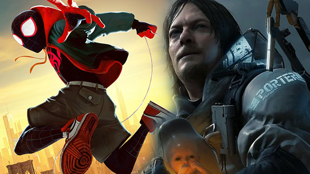 Death Stranding multiplayer is like Spider-Man: Into the Spider-Verse, says Kojima