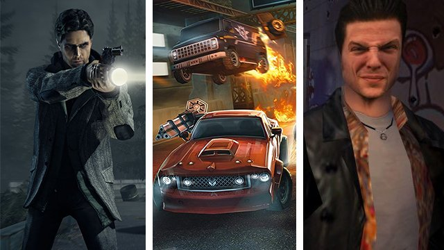 Best Remedy Games | From Death Rally to Quantum Break