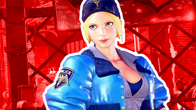 Why the Lucia Morgan Street Fighter 5 DLC is the best character of the bunch